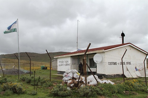 Lesotho Customs