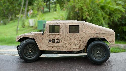 Tamiya Hummer P1250262