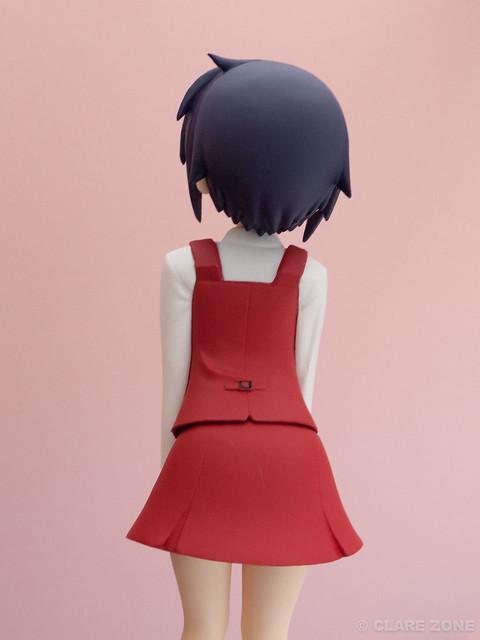 沙英 (ひだまりスケッチ×ハニカム コレクションフィギュア2) 背面