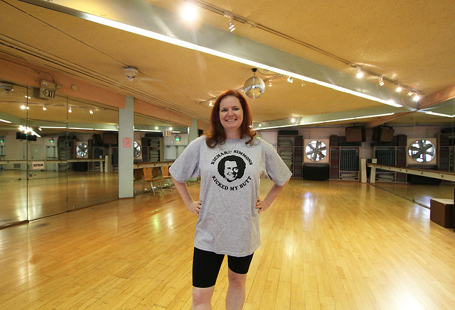 A Visit to Slimmons, Richard Simmons' Beverly Hills Studio