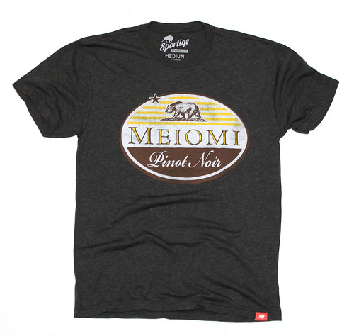 Meiomi Pinot Noir Shirt By Sportiqe Apparel