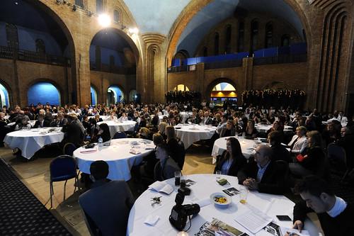 Newark and Sherwood Sports Awards 2012