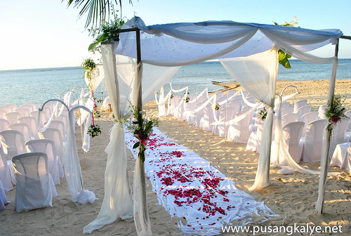 Beach Wedding @ Puerto Del Sol