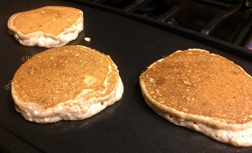 Flipped Pancakes
