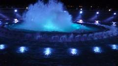 モエレ沼公園 噴水
