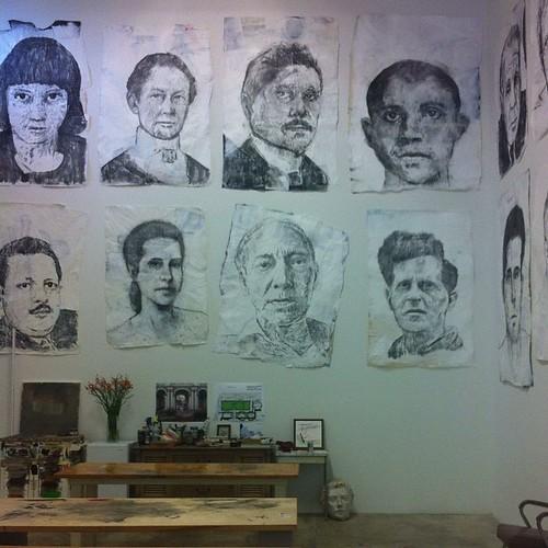 Studio: Enrique Celaya #abmb #wynwood