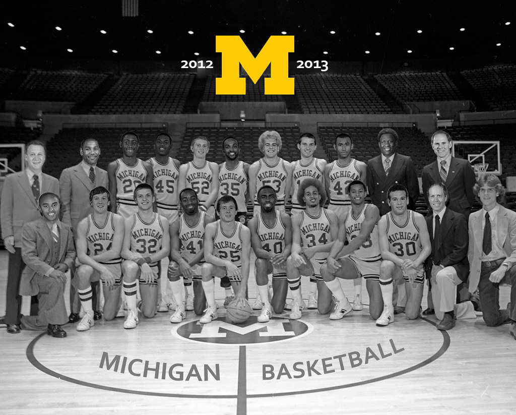 Michigan Basketball Wallpaper Desktop Wallpapers