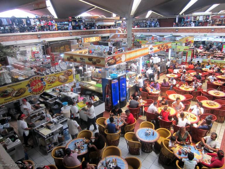San Juan de Dios Market, Guadalajara