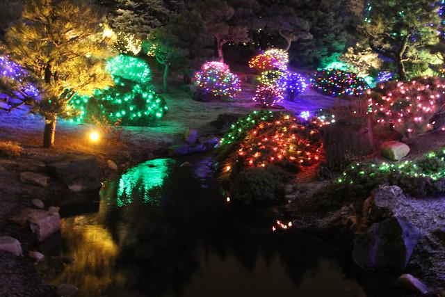 Denver Botanic Gardens Blossoms Of Light Flickr Photo Sharing