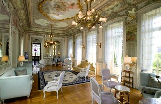 Pestana Palace, en Lisboa.