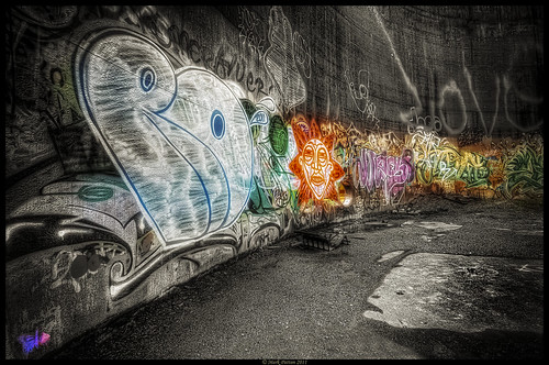 california art painting nikon paint spray armageddon hdr d90 ©markpatton