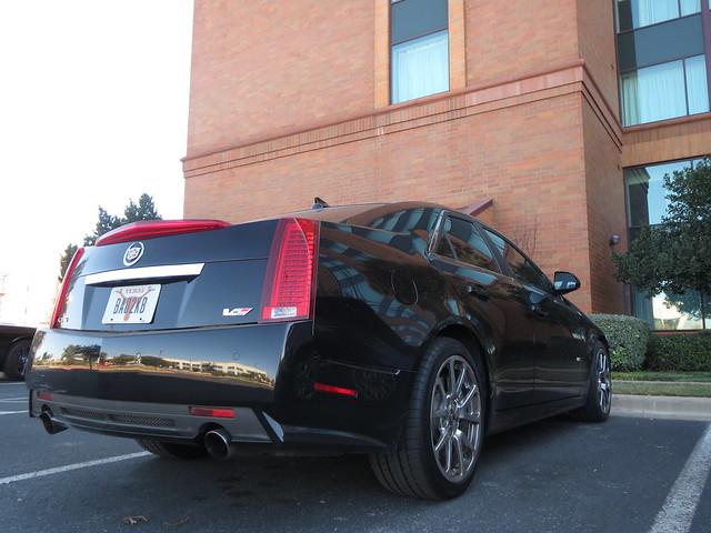 Cadillac CTS-V (Mk2)