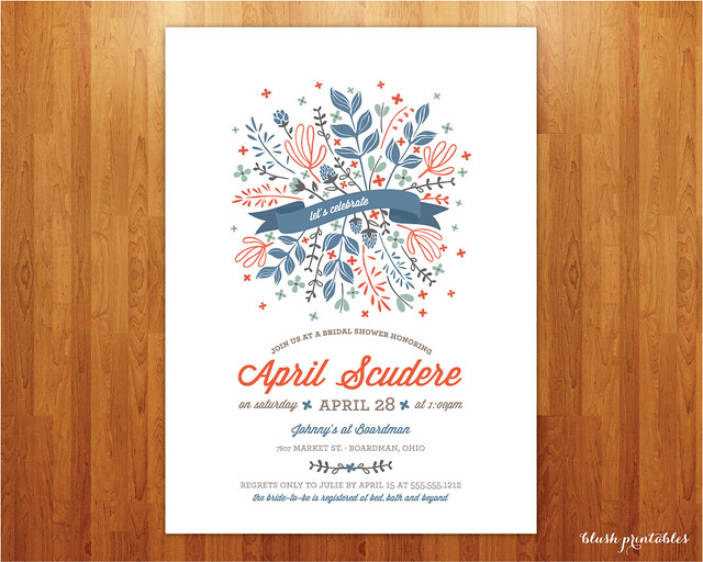 bridal-shower-invitation-botanical-spring-summer-wedding-shower-flowers-printable-jpeg-red-blue-grey