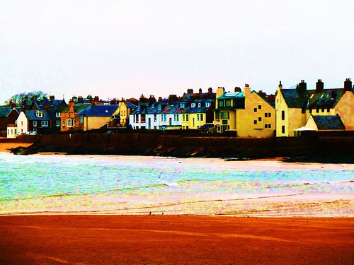 Elie, Fife Coast, Scotland