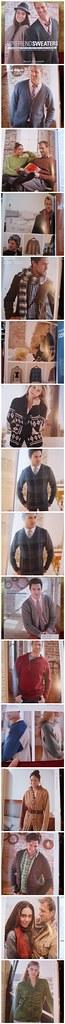 KS: Boyfriend Sweaters