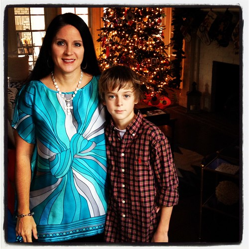 me and jack before Nutcracker