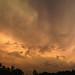 Intense Storm, Mammatus clouds.  Northampton, MA, June 2015 by koperajoe