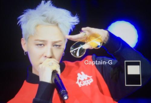 G-Dragon - Kappa 100th Anniversary Event - 26apr2016 - Captain G - 03