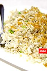 瑶柱蛋白炒饭 (Fried Rice With Conpoy & E…