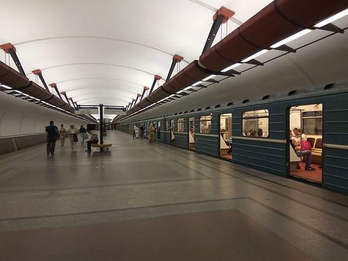 Участок «оранжевой» линии метро закроют насутки