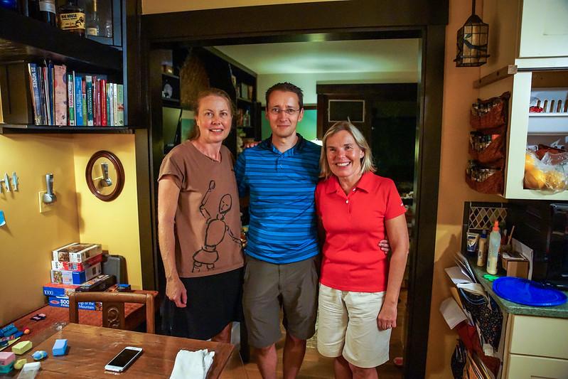 Heather, Timo & Tarja