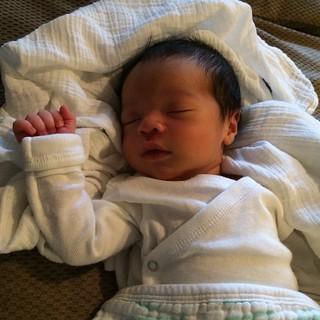 Newborn Archie