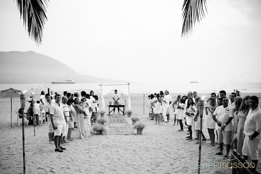 Liege e Glauber Casamento na Praia São Sebastião-39