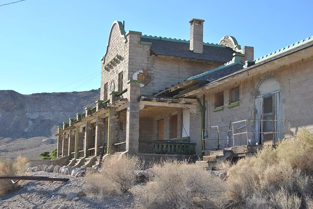 Rhyolite Station