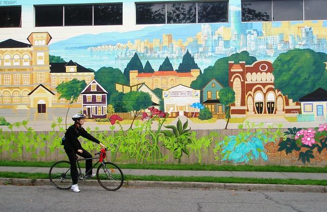Art Mural Bike Ride