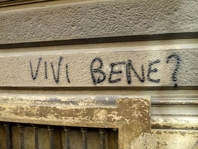 Florence - jour 1 - 017 - Via Faenza