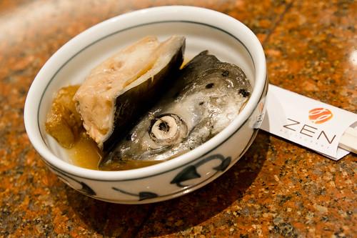 Japanese's fish