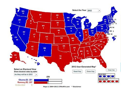 2012 Map