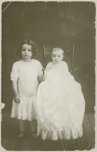 RPPC Two Children reverse