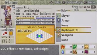 Ragnarok Tactics on PSP