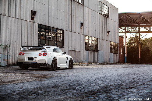 Coming Soon... R35 Nissan GTR / HRE Wheels by jeremycliff