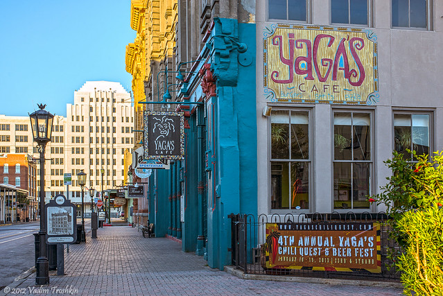 Yaga S Cafe Galveston