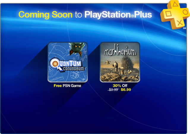 11-13-2012 PlayStation Plus Update