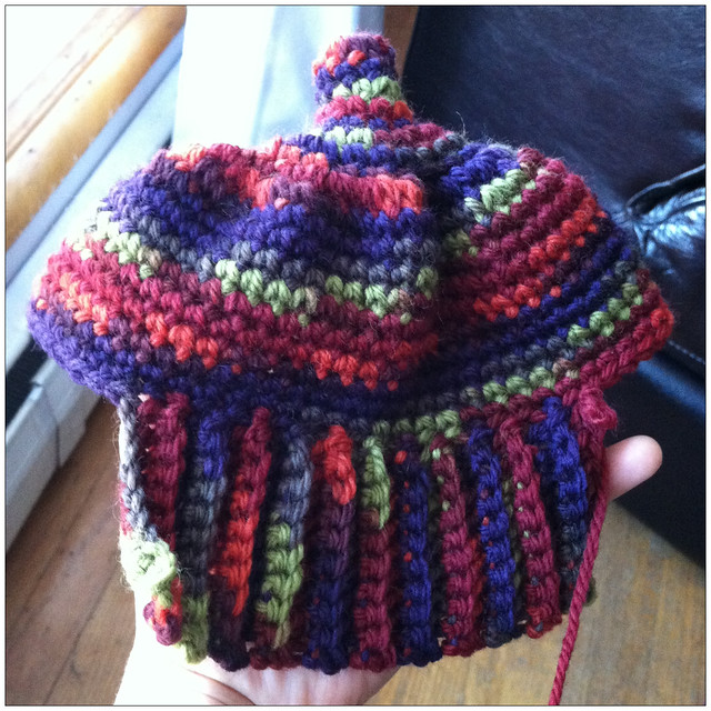 hat wip to be donated
