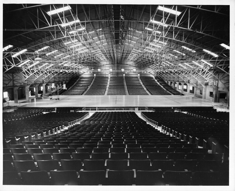 Loyola Fieldhouse Interior
