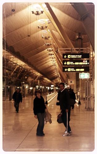 Aeroporto de Madri - Barajas