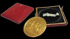 Erir Canal completion medal
