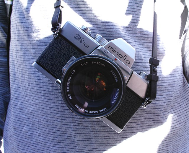 Kamakura photowalk 2012 - Minolta SR101