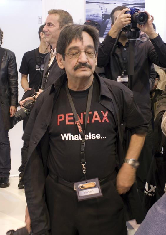 SALON de la PHOTO PENTAX VIP 8175119154_6895dc0999_b