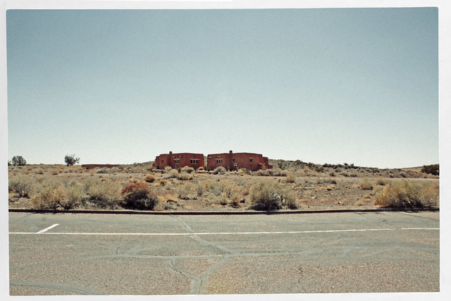 Painted Desert/Petrified Forest Parking Lot