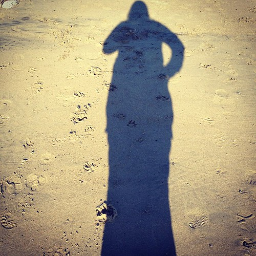 Mighty long shadow for it being only 2:00 in the afternoon. #latergram