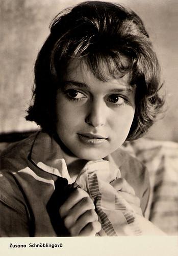 Zuzana Schnöblingova
