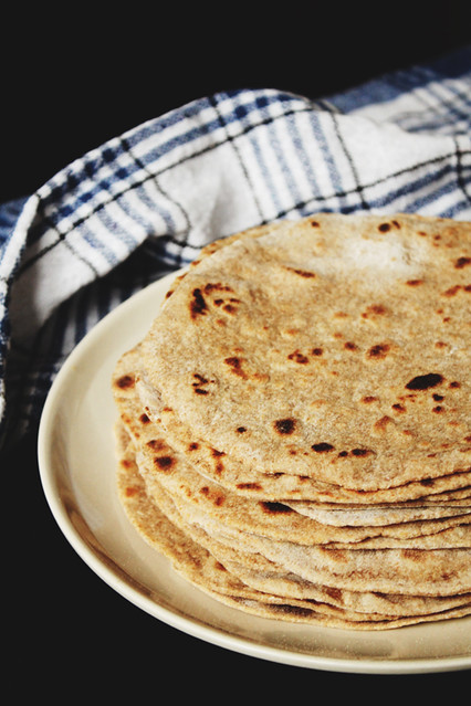 036 Whole Wheat Flour Tortillas