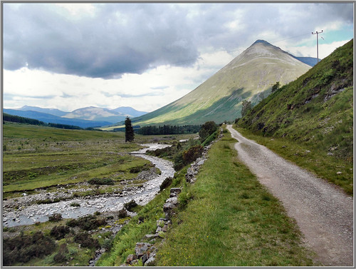 A Walk In The Wild Side Of Scotland