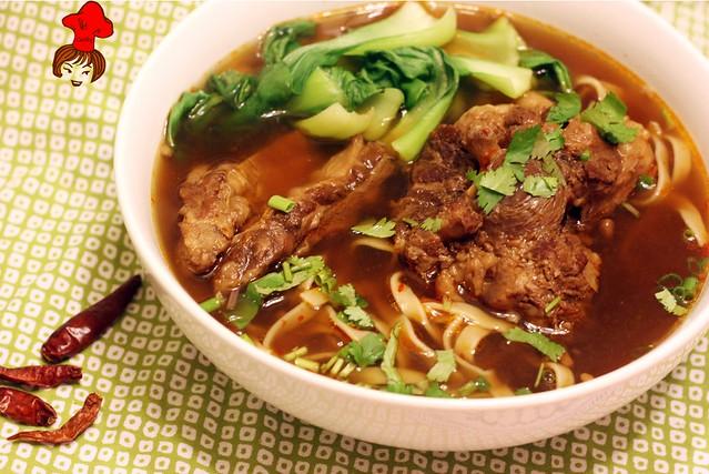 凱西小館牛肉麵 Taiwanese Noodle Soup 3