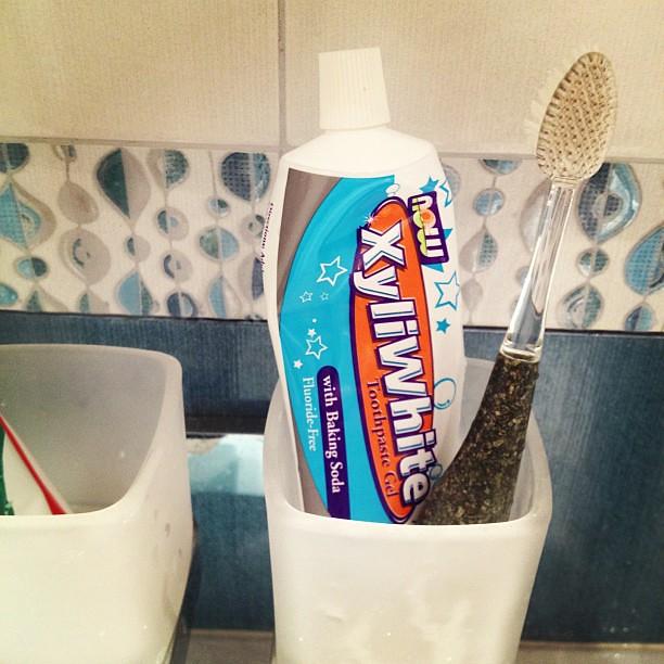 Да, моя зубная паста называется именно так
